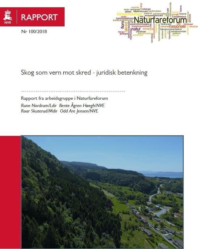 Rapport Skog som vern mot skred_juridisk betenkning